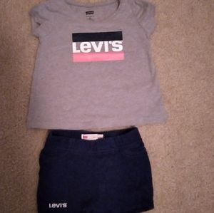 Levi's Outfit Size 18 months